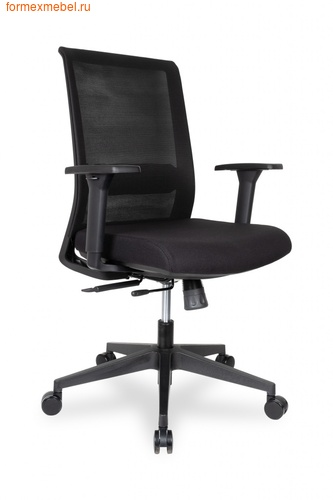 Компьютерное кресло College CLG-429 MBN-B CLG-429 MBN-B-Black  черное (фото)