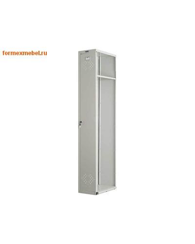 Шкаф для одежды металлический приставной (Локер) LS-001-40