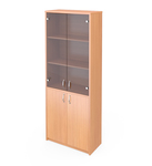 А-310/стл 310 Шкаф для документов со стеклом