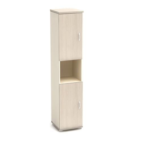 Шкаф для документов К12 узкий с нишей