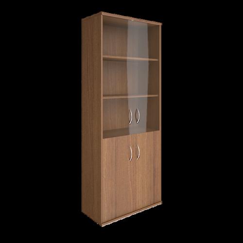Шкаф для одежды А.СТ-1.2 со стеклом