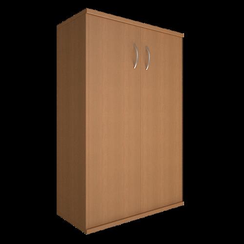 Шкаф для документов А.СТ-2.3 средний широкий закрытый
